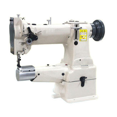 8B Cylinder Bed single needle compound feed leather lockstitch industrial sewing machine