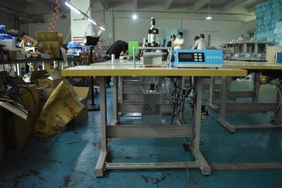 For Mask Edge Sealing Semi Automatic Ultrasonic Weld Machine