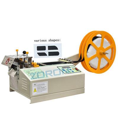 Velcro cutting machine