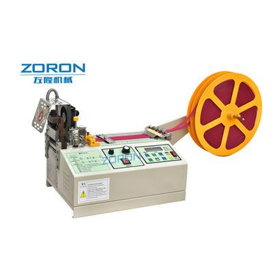 Automatic Hot  Knife Nylon Webbing Tape Ribbon Cutting Machine